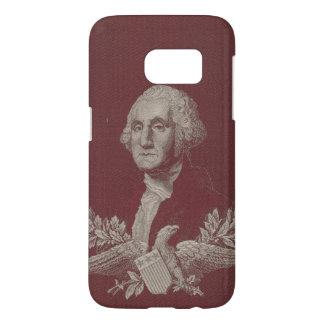 George Washington Eagle Stars Stripes USA Portrait