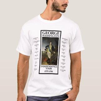 George Washington Independence Tour T-Shirt