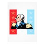 George Washington Invitations