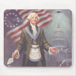 George Washington mason Mouse Pad