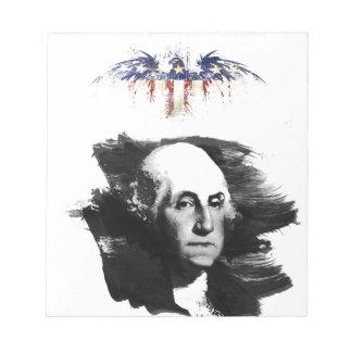 George Washington Notepad