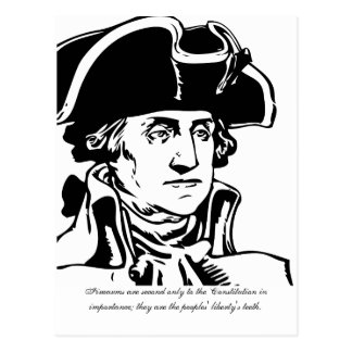 George Washington Post Cards