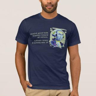 George Washington Quote T-Shirt