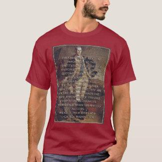 George Washington: The People's Liberty Teeth T-Shirt