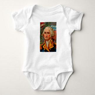 George Washington Vintage Baby Bodysuit