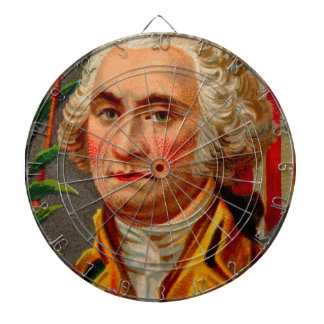 George Washington Vintage Dartboard