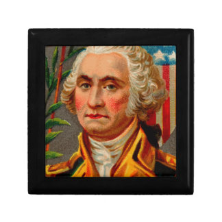 George Washington Vintage Gift Box
