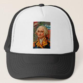 George Washington Vintage Trucker Hat