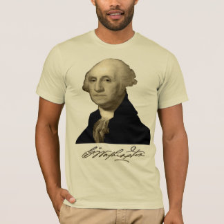 george washington w signature T-Shirt