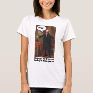 George Washington WTF(with caption) Women's Shirt