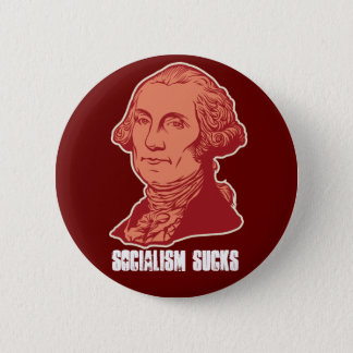 George Washinton Customizable Button