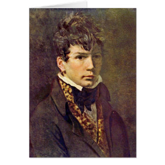 Georges Rouget By Jacques-Louis David Cards
