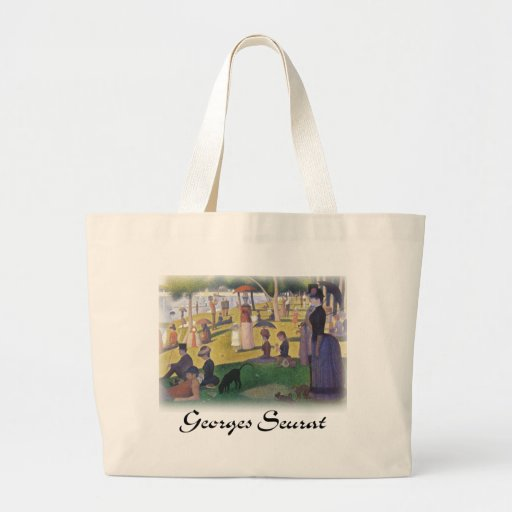 Georges Seurat - A Sunday on La Grande Jatte Bag