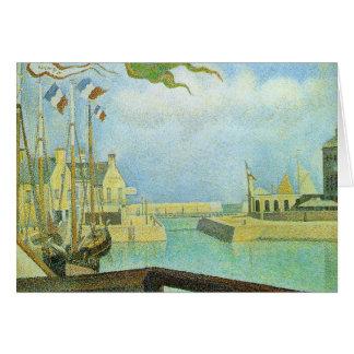 Georges Seurat Card