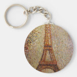 Georges Seurat's Painting: The Eiffel Tower (1889)