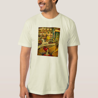 Georges Seurat's The Circus (1891) T-Shirt