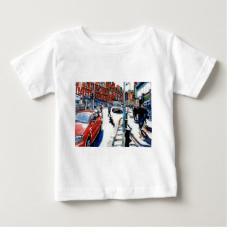 georges st dublin baby T-Shirt
