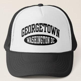 Georgetown Washington DC Trucker Hat