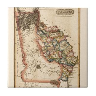 Georgia 1817 ceramic tile