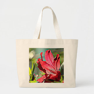 Georgia Azalea Large Tote Bag