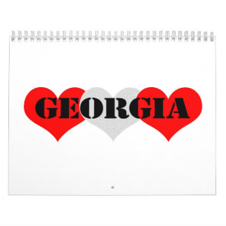 Georgia Calendars