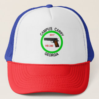 Georgia Campus Carry 2017 Hat