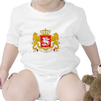 Georgia Coat of Arms Baby Creeper