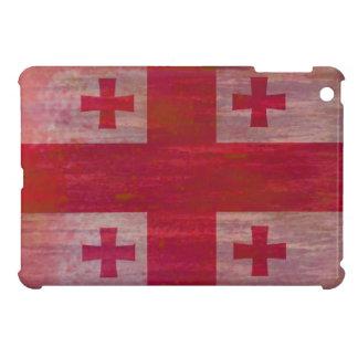 Georgia distressed Georgian flag iPad Mini Case