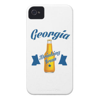Georgia Drinking team iPhone 4 Cover