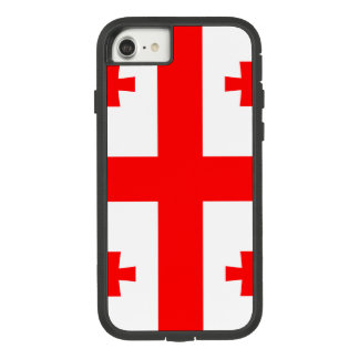Georgia Flag Case-Mate Tough Extreme iPhone 8/7 Case