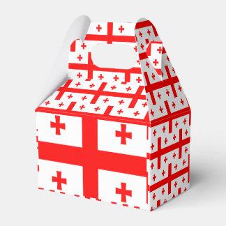 Georgia Flag Favour Box