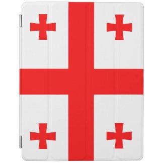 Georgia Flag iPad Cover