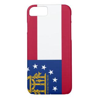 Georgia Flag iPhone 8/7 Case