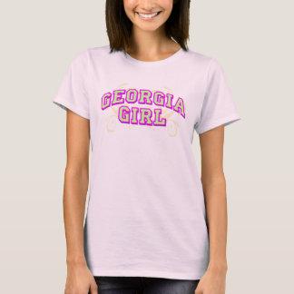 Georgia Girl (ornate, lite) T-Shirt