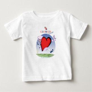 georgia head heart, tony fernandes baby T-Shirt