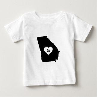 Georgia Love Baby T-Shirt