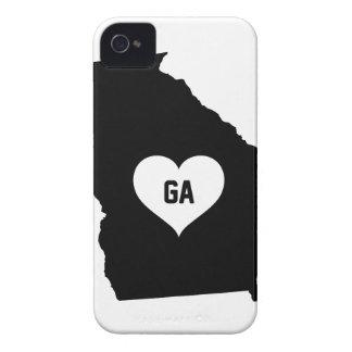 Georgia Love Case-Mate iPhone 4 Case