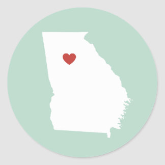 Georgia Love - Customizable Sticker