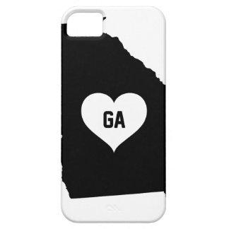Georgia Love iPhone 5 Cases