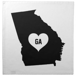 Georgia Love Napkin