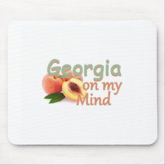 GEORGIA MOUSE PAD