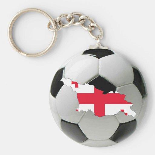 Georgia national team key chains