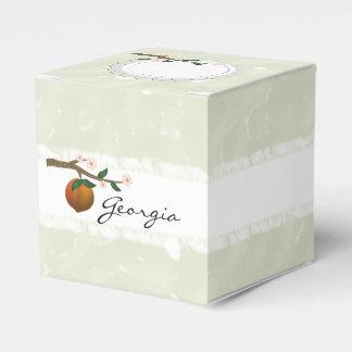 Georgia Peach Favour Box