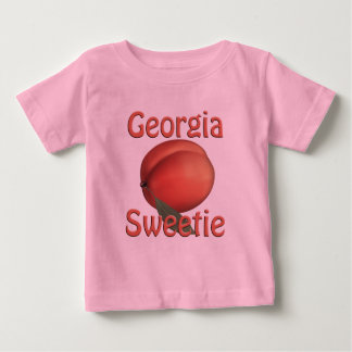 Georgia Peach Infant T-shirt