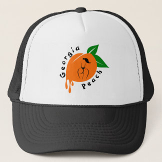 Georgia Peach Trucker Hat