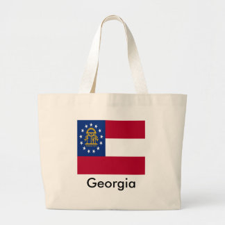 Georgia State Flag Bag