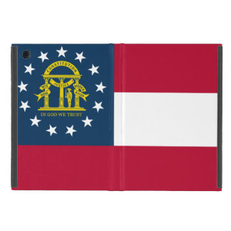 Georgia State Flag iPad Case
