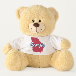 Georgia Teddy Bear