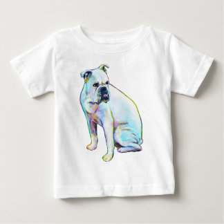 Georgia the Bulldog Baby T-Shirt
