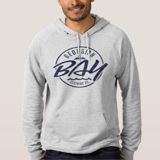 Georgian Bay Clothing Co. Mens Grey Hoodie